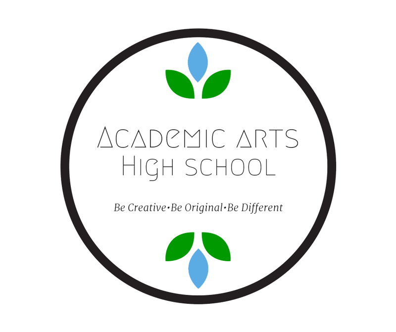 Academic Arts High School Logo