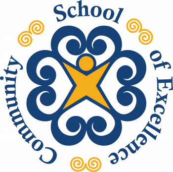 Community School of Excellence Logo