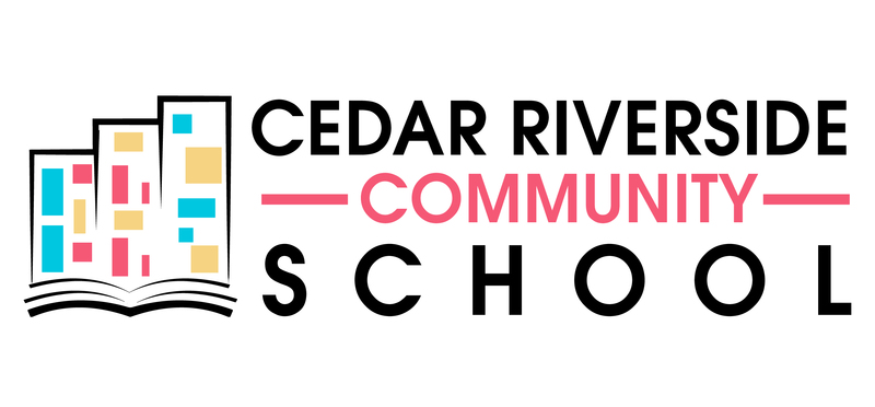 Cedar Riverside Community School Logo