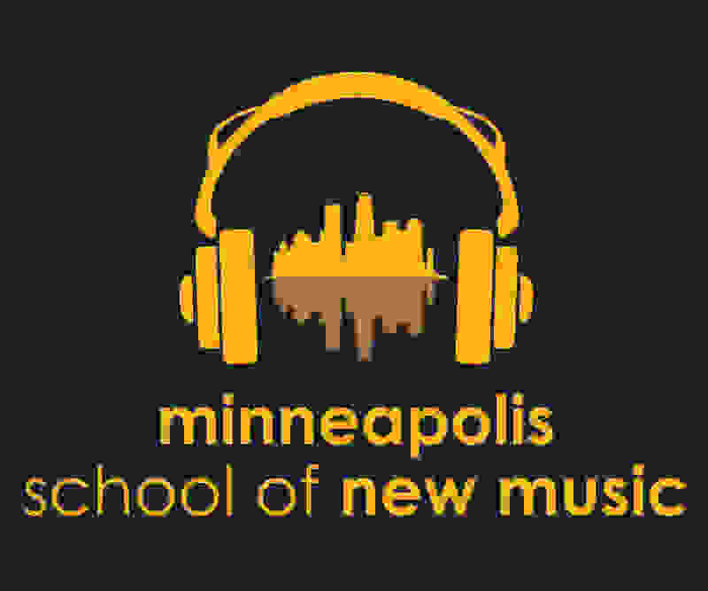 Minneapolis School of New Music Logo