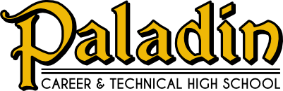 Paladin Career & Technical High School Logo