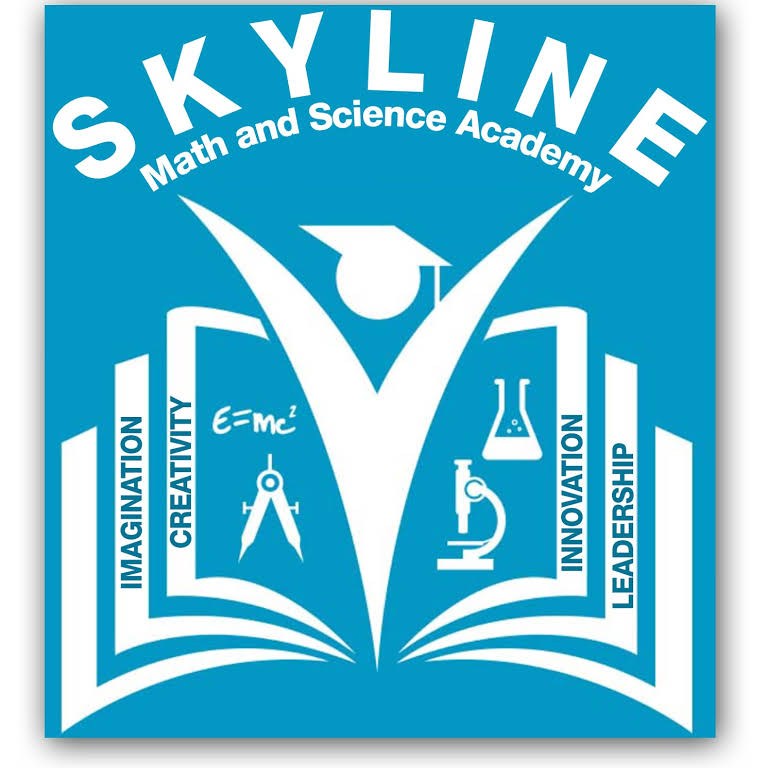 Skyline Math and Science Academy Logo